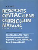 Residents Contact Lens Curriculum Manual